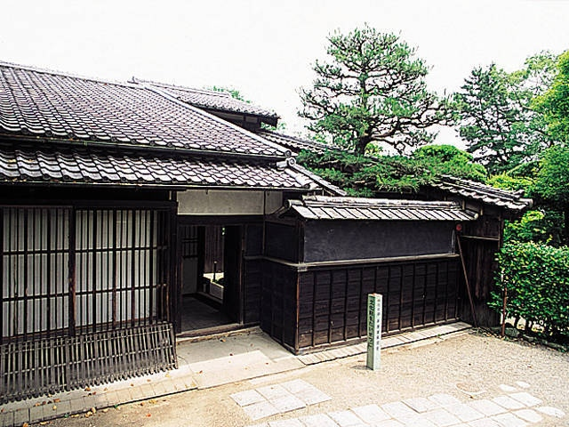 本居宣長記念館 旧宅「鈴屋」