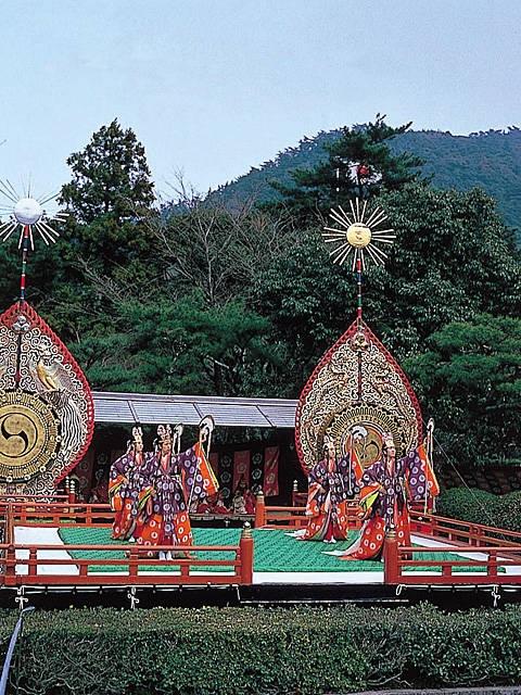 春の神楽祭