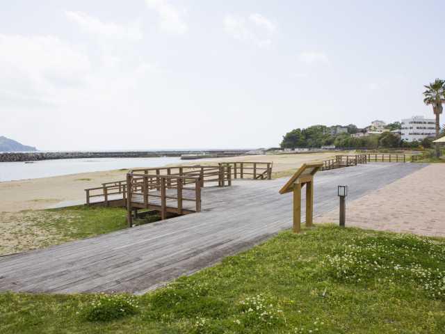 大矢浜海水浴場