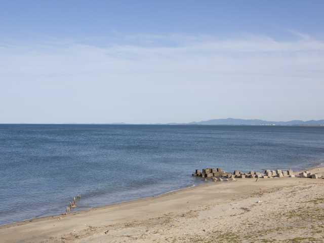 香良洲海水浴場