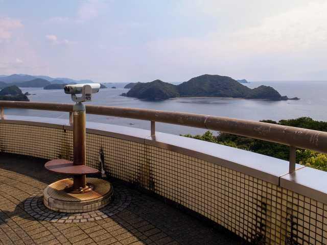 高塚山展望台