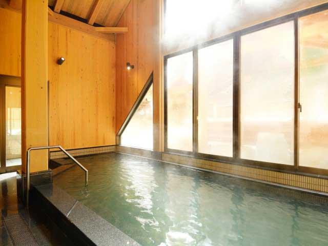 湯元山荘 湯ノ口温泉(日帰り入浴)