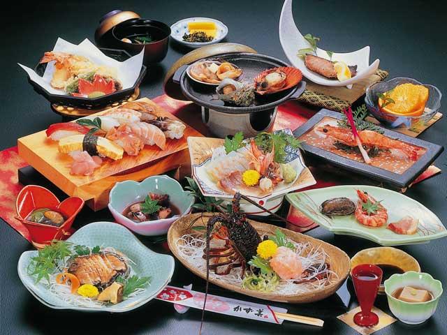 和造りの料理と湯の宿 かず美