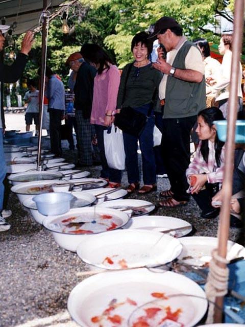 金魚まつり