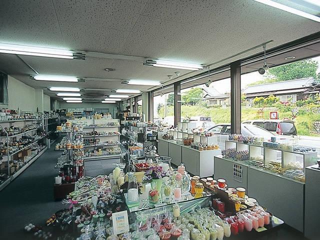 カメヤマ キャンドルハウス 亀山店