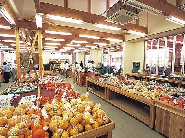 松阪農業公園ベルファーム 農家市場・松阪商会