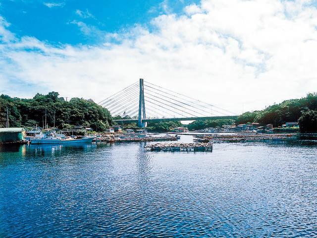 志摩丸山橋