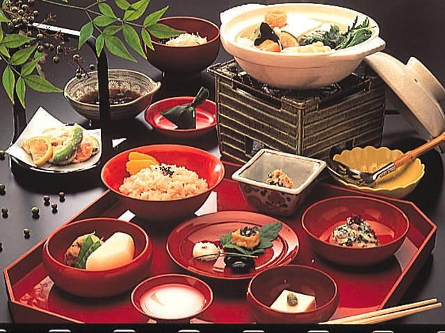 京料理 ゆどうふ 竹仙