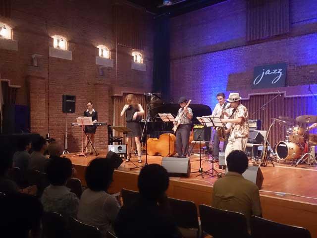 赤れんが Summer Jazz+