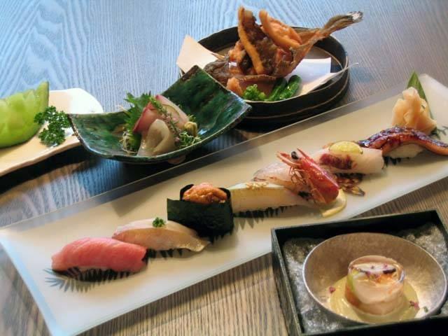 寿司・日本料理 とり松