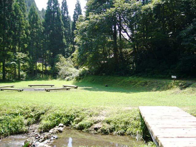 京都市百井青少年村キャンプ場