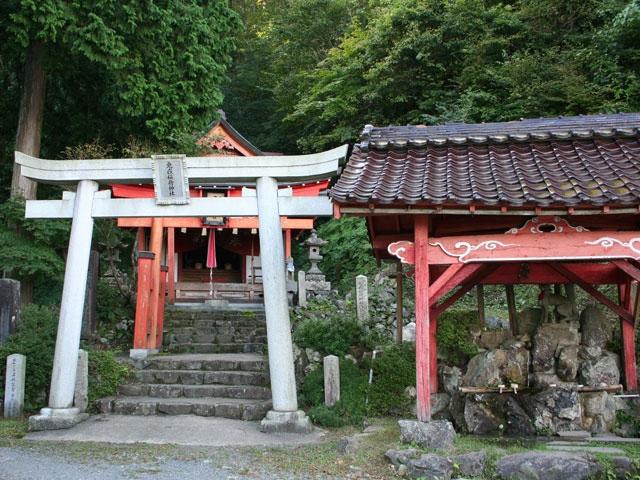 鬼嶽稲荷神社