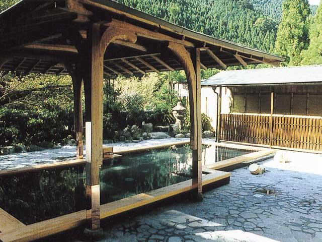 くらま温泉(日帰り入浴)