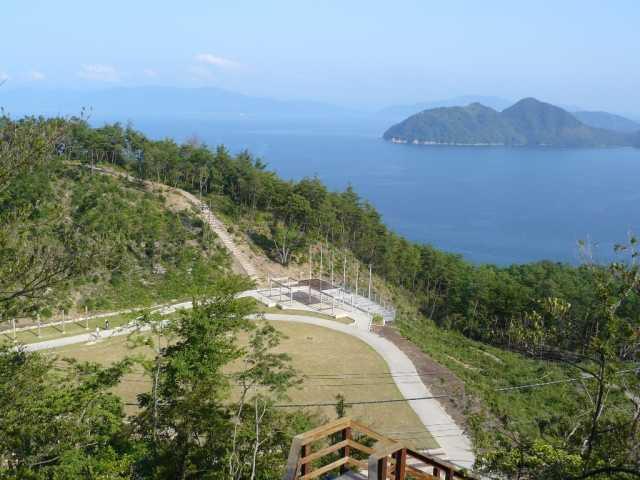 京都府立丹後海と星の見える丘公園