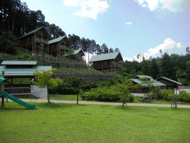 大内峠一字観公園(キャンプ場)