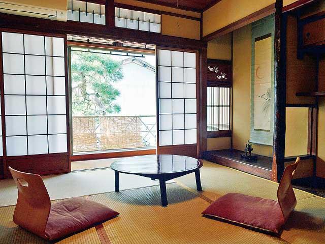 京都西陣ゲストハウス 糸屋