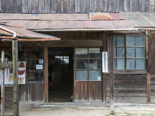 日本天鵞絨工業(見学)