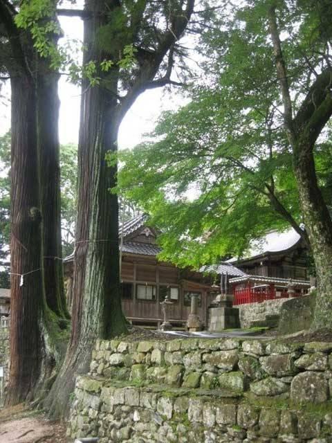 多久八幡神社