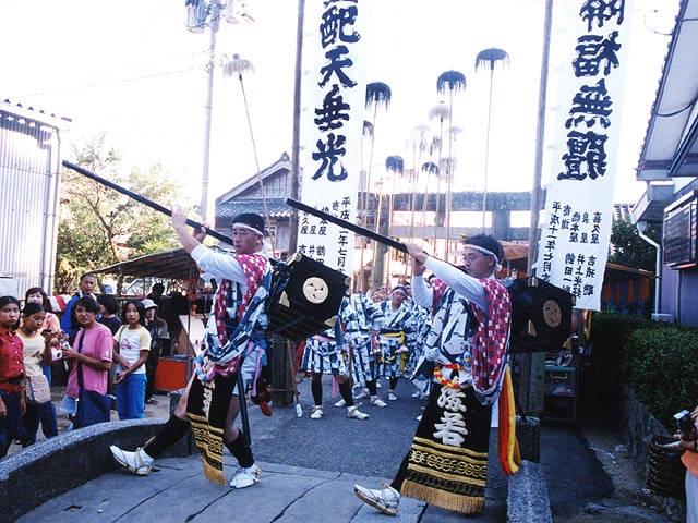綾部神社秋祭
