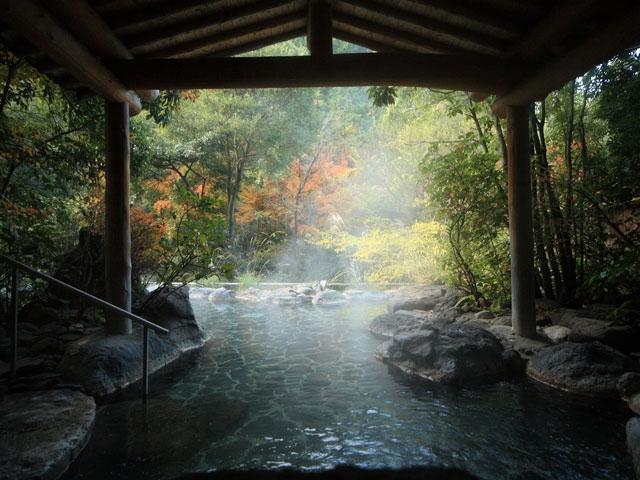 椎葉山荘 しいばの湯