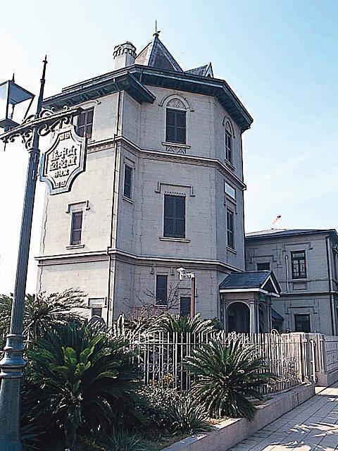 孫文記念館(移情閣)