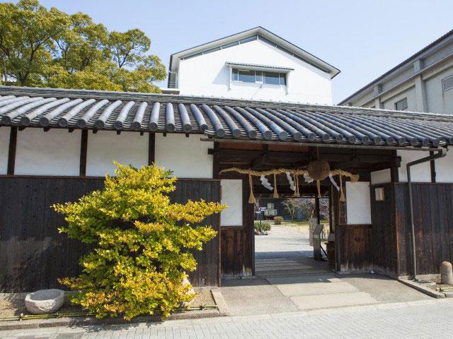 神戸酒心館(見学)