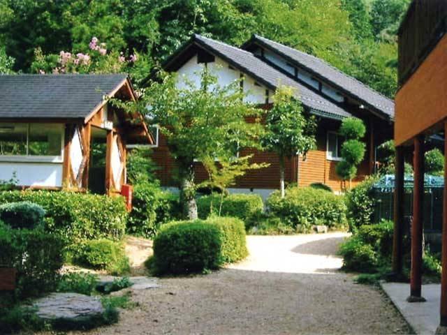 春日の観光 日ヶ奥渓谷キャンプ場