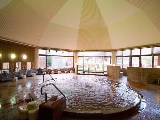 シルク温泉やまびこ(日帰り入浴)