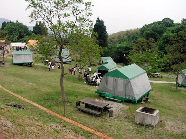 奈佐森林公園キャンプ場