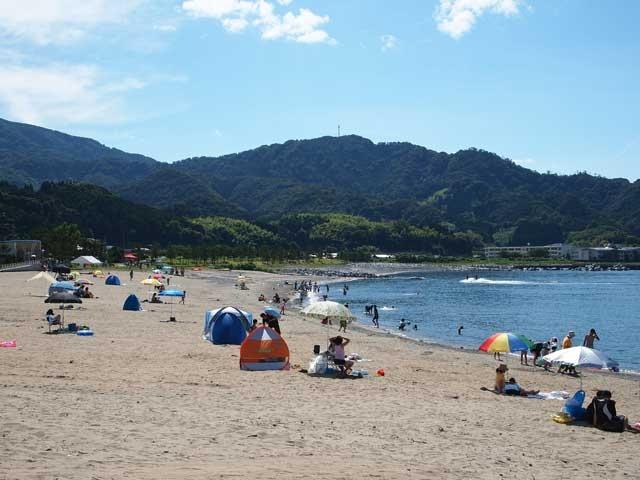 香住浜海水浴場