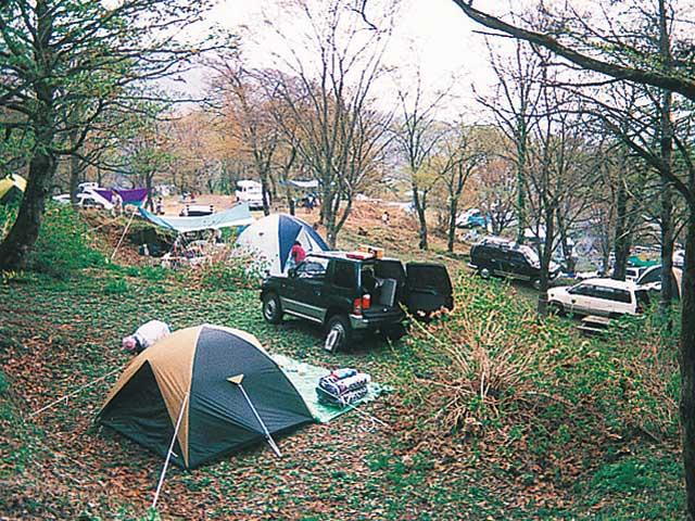 グリーンパークハチ北キャンプ場