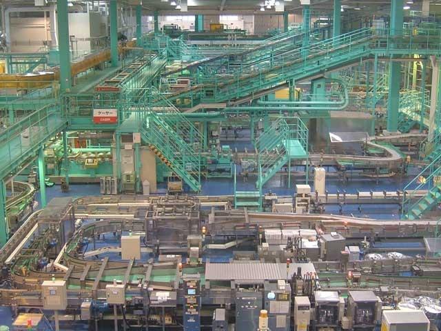 キリンビール 神戸工場(見学)