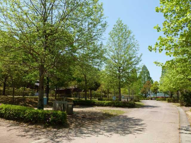 西脇市 日本のへそ 日時計の丘公園オートキャンプ場(キャンプ場)