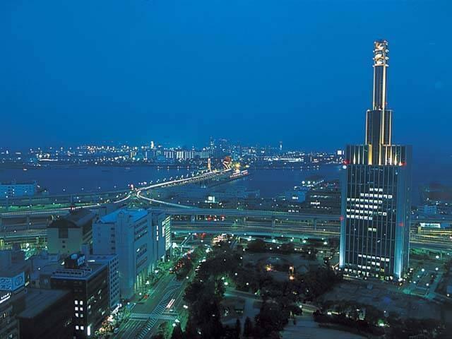 神戸市庁舎1号館24階展望ロビー
