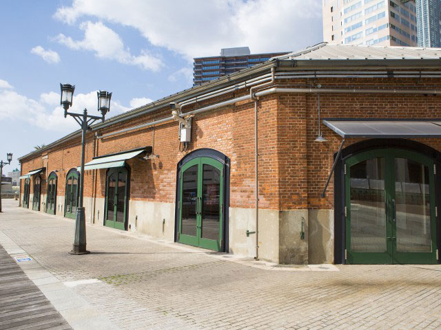 煉瓦倉庫レストラン