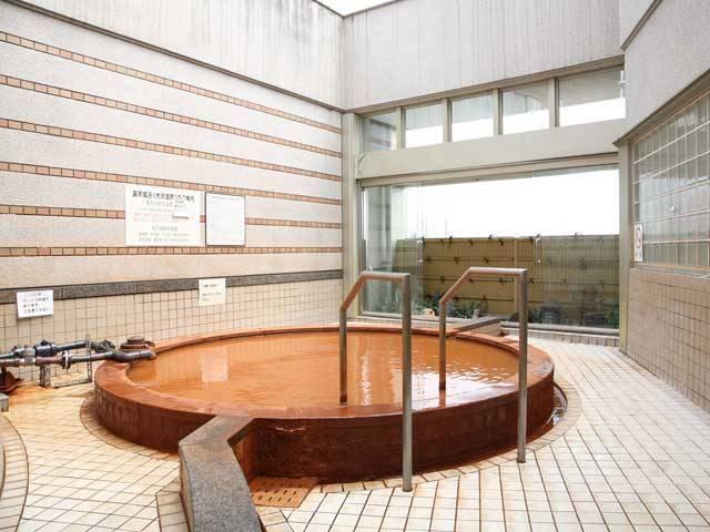 神戸ホテルフルーツ・フラワー バーデハウス大沢温泉
