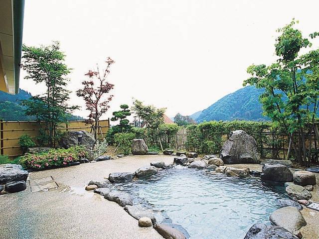 湯の原温泉オートキャンプ場 湯の原館