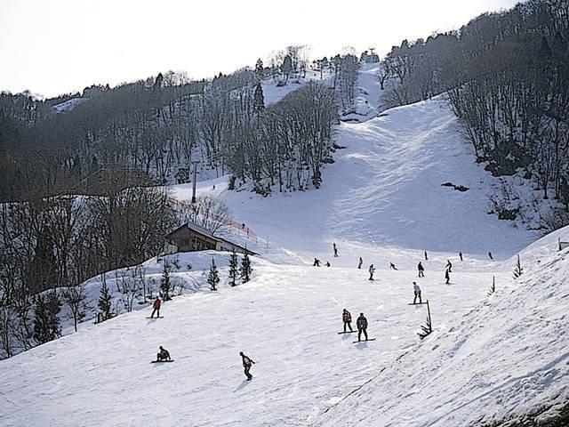 奥神鍋スキー場