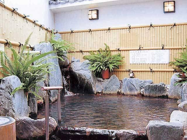 大箇温泉 宮泉の湯