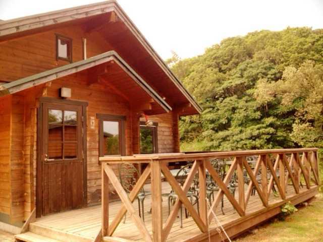 山のオアシス JOY JOYアロビー(キャンプ場)