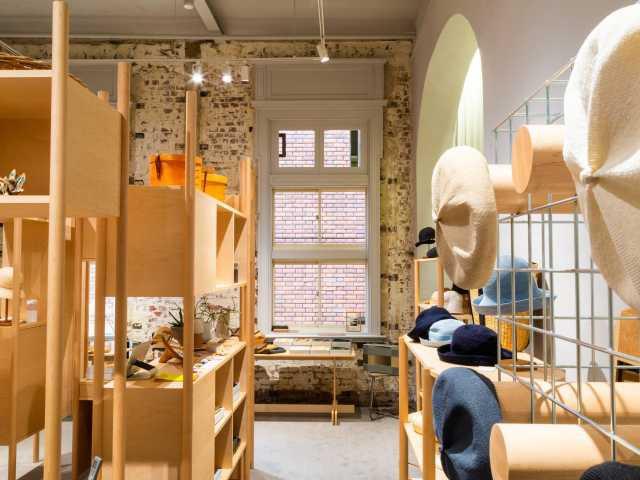 mature ha.Atelier shop