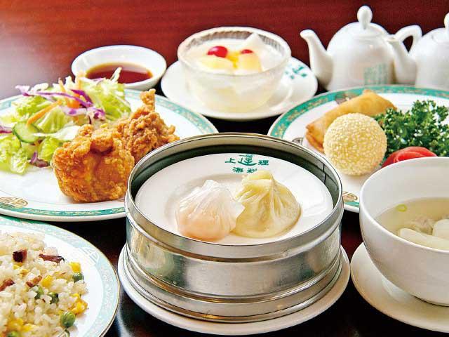 上海料理 蓮 南京町店