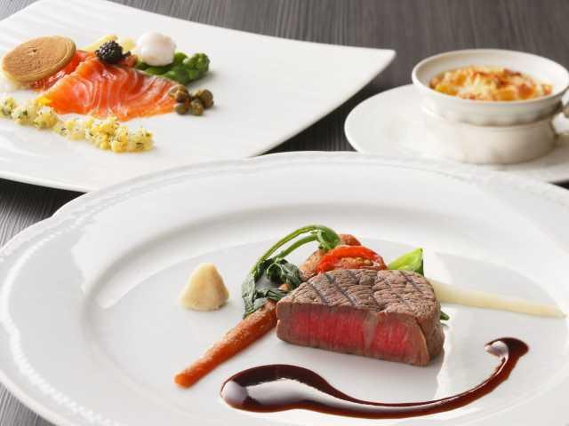 フランス料理 レストラン エメラルド