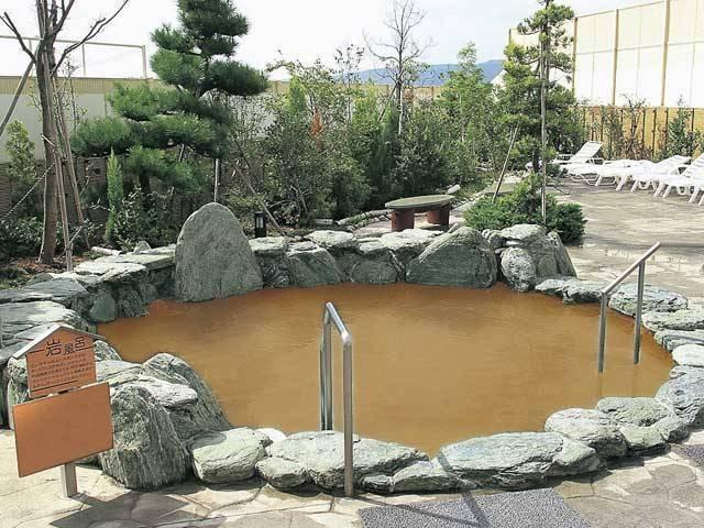 天然温泉 龍の湯