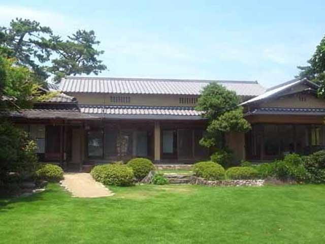 兵庫県立舞子公園 旧木下家住宅
