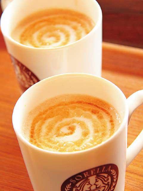 カフェ ソレッラ