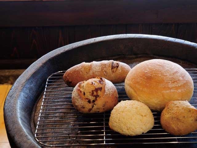 天然酵母のパン屋さん 白殻五粉