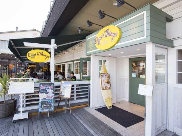 Eggs 'n Things 神戸ハーバーランド店