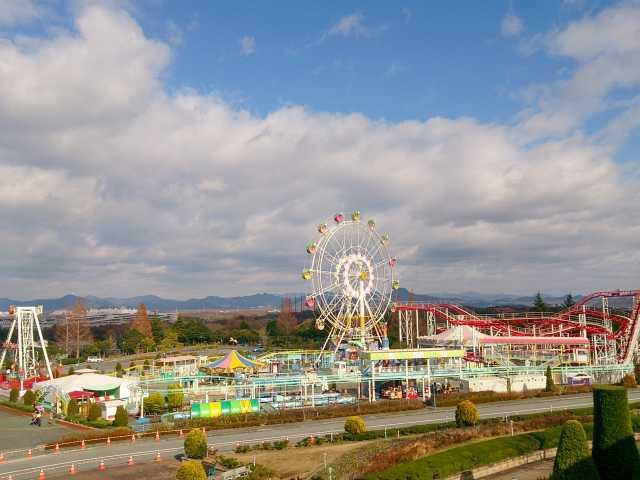 道の駅 神戸フルーツ・フラワーパーク 大沢