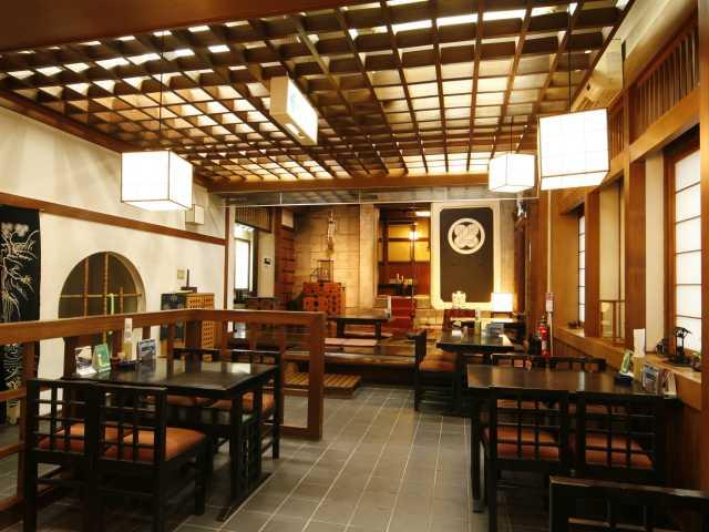 小樽・蕎麦屋 籔半